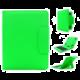"""C-TECH PROTECT NUTKC-02, pouzdro s klávesnicí pro 8"""", zelená"""