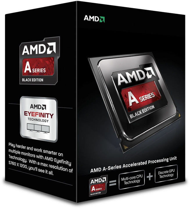 AMD A10-7860K Black Edition