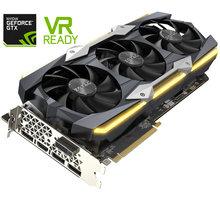 Zotac GeForce GTX 1080 Ti AMP Extreme Core Edition, 11GB GDDR5X - ZT-P10810F-10P + Kupon na hru Destiny 2, platnost od 13.6.2017 - 27.6.2017