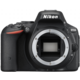 Nikon D5500 + AF-P 18-55 VR + 70-300 VR, černá
