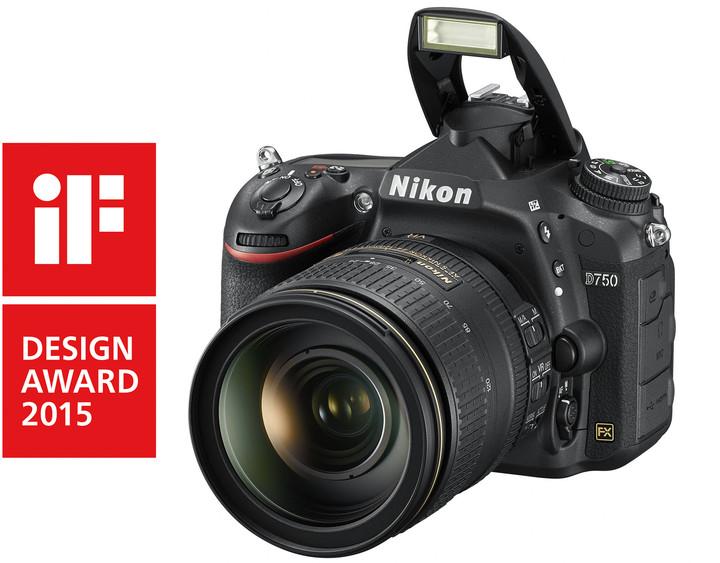 Nikon D750 + 24–120 mm AF-S VR