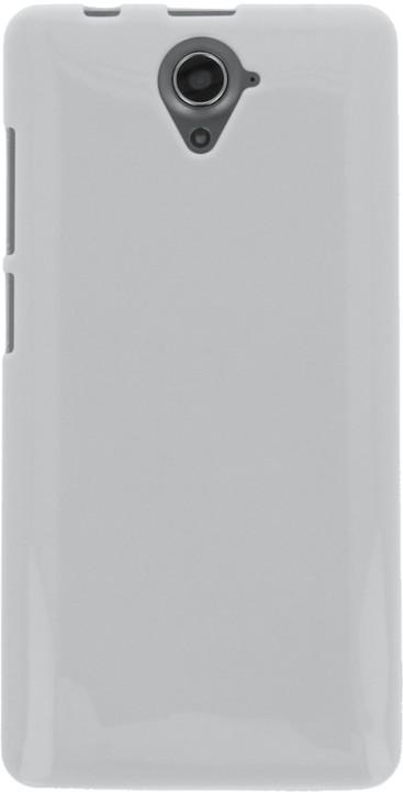 myPhone silikonové pouzdro pro Venum, bílá