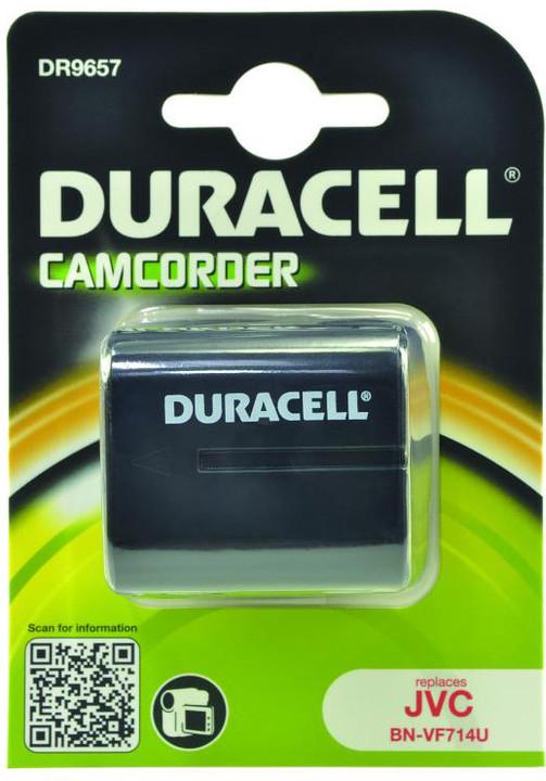 Duracell baterie alternativní pro JVC BN-VF714U