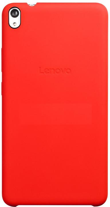 Lenovo pouzdro + fólie pro PHAB, červená