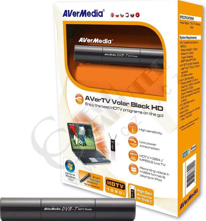 AVerTV Volar Black HD
