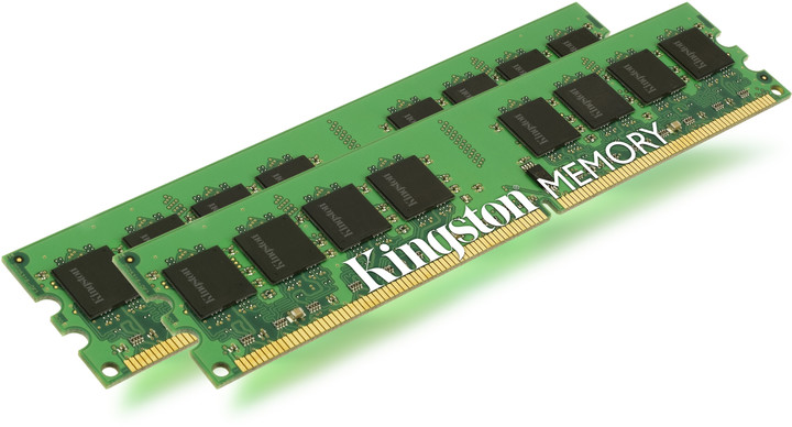 Kingston System Specific 4GB (2x2GB) DDR2 400 brand HP