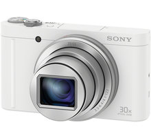 Sony Cybershot DSC-WX500, bílá - DSCWX500W.CE3 + Sony pouzdro LCS-BDG pro Cybershot W/WX v ceně 490 Kč