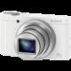 Sony Cybershot DSC-WX500, bílá