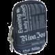 RivaCase 7103, tmavě modrá (newspaper)  + Zdarma Sluchátka KNG Cyclone do uší, stříbrná v ceně 319 Kč