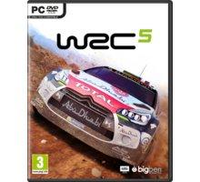 WRC 5 - PC - PC - 8595172604986