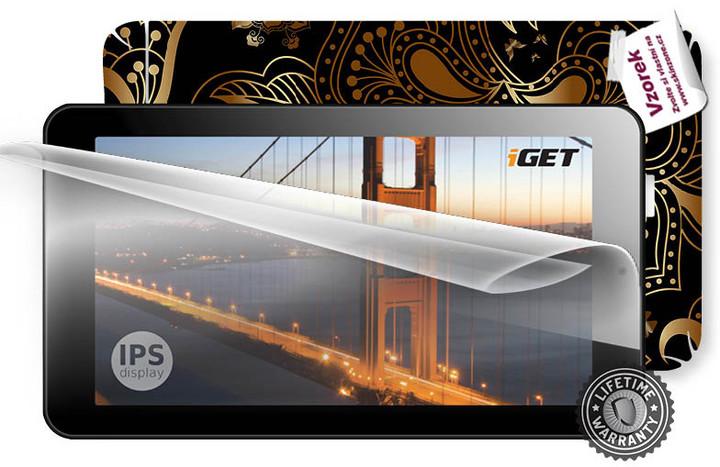 Screenshield ochranná fólie na displej pro iGET Smart S72 + skin voucher