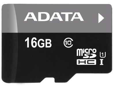 ADATA Micro SDHC Premier 16GB UHS-I