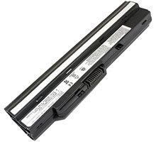 MSI baterie pro netbooky U90, U100 až U200 (mimo model U160), černá - 957-N0XXXP-101