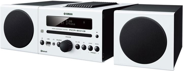 Yamaha MCR-B043, bílá