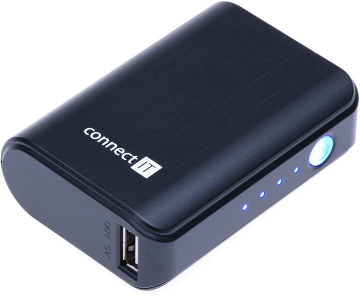 CONNECT IT CI-247 Powerbank 5200 mAh
