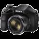 Sony Cybershot DSC-H300, černá