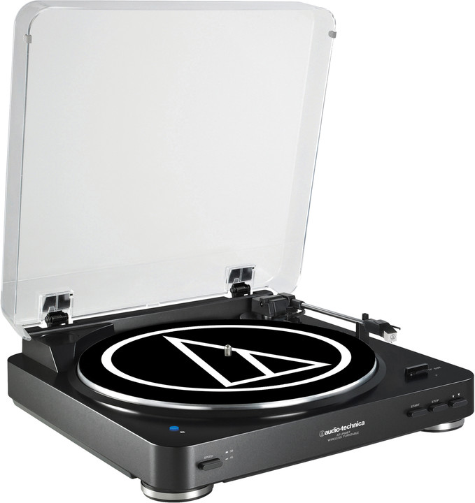 Audio-Technica AT-LP60BK-BT, černá