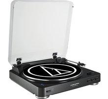 Audio-Technica AT-LP60BK-BT, černá