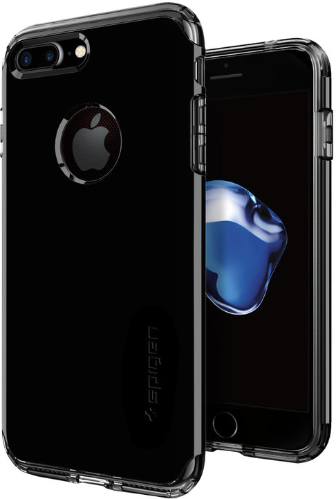 Spigen Hybrid Armor pro iPhone 7 Plus, jet black