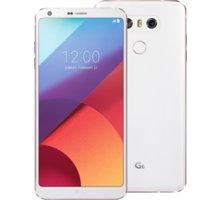 LG G6 H870s - 32GB, Dual Sim, bílá
