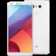 LG G6 H870s - 32GB, Dual Sim, bílá  + CUBE1 CardPhone, bílá v ceně 990,-