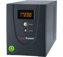 CyberPower Green Value UPS 1200VA/720W LCD - Value1200EILCD