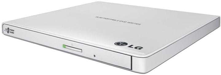 LG GP57EW40, bílá