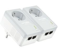 TP-LINK TL-PA4020P 500Mbps Powerline Starter Kit, 2ks - TL-PA4020PKIT