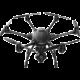 YUNEEC hexakoptéra - dron, TYPHOON H (RealSense), WIZARD ovladač, 2x akumulátor, softshell batoh