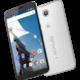 Motorola Nexus 6 32GB, bílá  + Zdarma GSM Xiaomi MiBand, černá v ceně 590 Kč