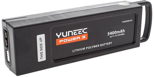 YUNEEC akumulátor pro dron Q500 - 5400mAh 11.1V LiPo Hardcase