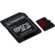 Kingston Micro SDHC 32GB Class 10 UHS-I U3 + SD adaptér