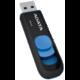 ADATA UV128 8GB, černomodrá