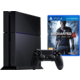 PlayStation 4, 1TB, černá + Uncharted 4: A Thief's End  + Uncharted: The Nathan Drake Collection (PS4) + Gamepad Sony PS4 DualShock 4, černý v ceně 1200kč
