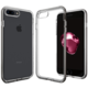 Spigen Neo Hybrid Crystal pro iPhone 7+, gunmetal
