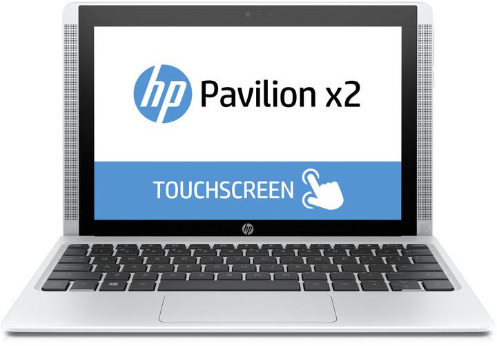 HP Pavilion x2 (10-n105nc), bílá