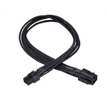 Akasa (AK-CBPW07-40BK), Flexa V6, 40cm 6-pin VGA power cable extension