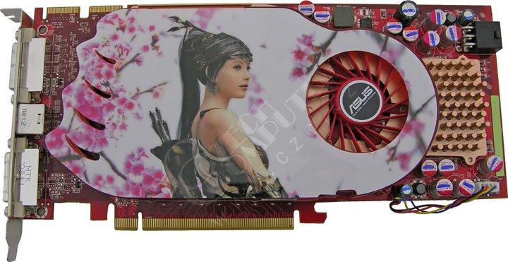 ASUS EAH4850/HTDI512M, PCI-E