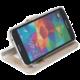 CELLY Onda pouzdro pro Galaxy S5, zlatá