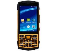 CUBE1 T1C - 8GB, Dual Sim, černo/žlutá - MTOSCUT1C0050