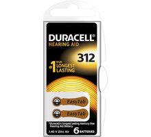 Duracell Hearing Aid - DA312 Duralock - 10PP100028