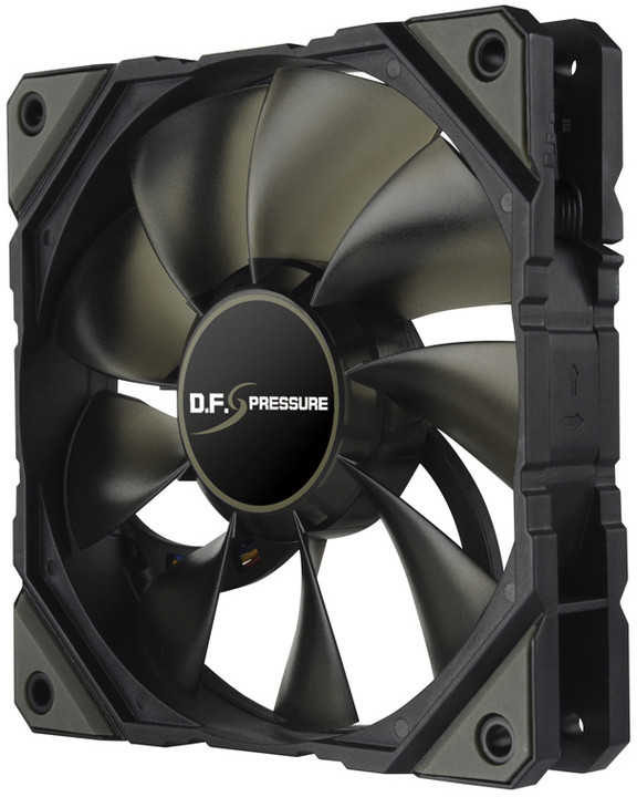 Enermax UCDFP12P D.F. Pressure, 120mm