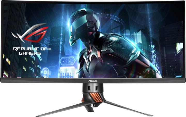 "ASUS PG348Q - LED monitor 34"""