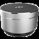 CELLY Speaker, hliníková konstrukce, stříbrná