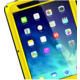 Love Mei Case IPAD MINI 2 Three anti Yellow