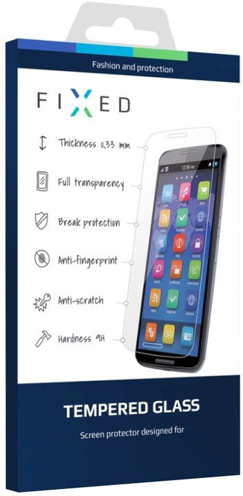 FIXED ochranné tvrzené sklo pro Lenovo Vibe S1 Lite