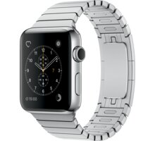 Apple Watch 2 42mm Stainless Steel Case with Silver Link Bracelet - MNPT2CN/A