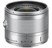 Nikkor 6,7-13 mm F3.5-5.6 VR 1, stříbrná - JVA706DB