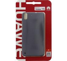 Huawei Original Protective Pouzdro 0.8mm Black Ascend Y6 (EU Blister) - 28064