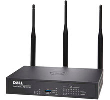 Dell SonicWall TZ400 Wireless-AC International Totalsecure firewall, podpora na 1 rok - 01-SSC-0518